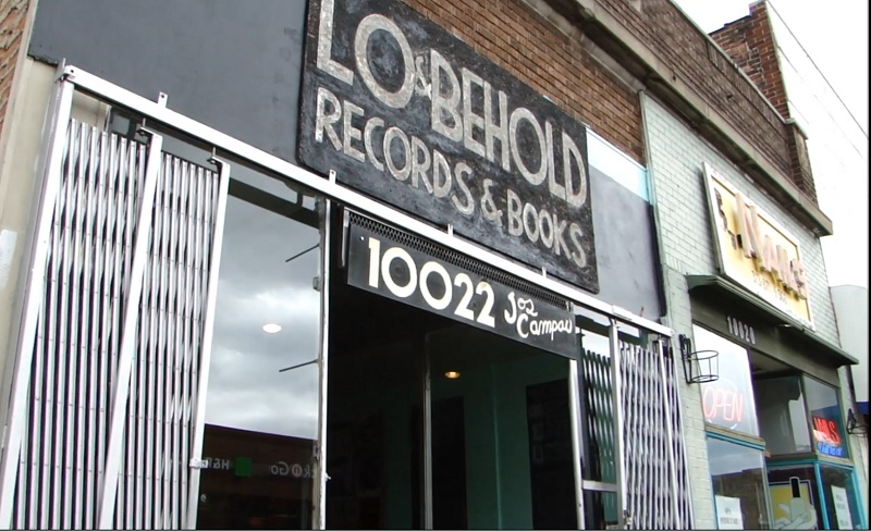 Lo & Behold Record and Books